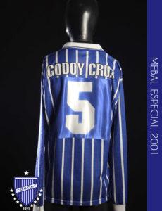 MEBAL ESPECIAL 2001
