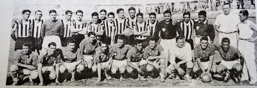 El primer campeonato de Liga