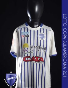 LOTTO SUDAMERICANA 2011