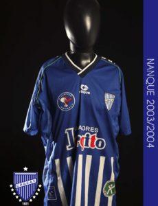 NANQUE 2003 2004