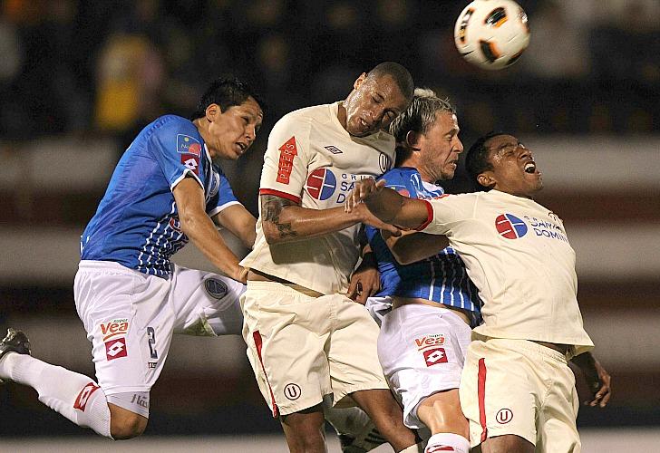 La Sudamericana nos llevó a Perú