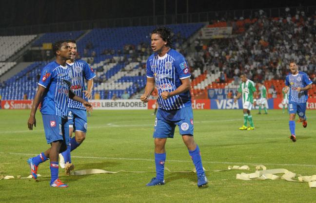 Segunda Libertadores