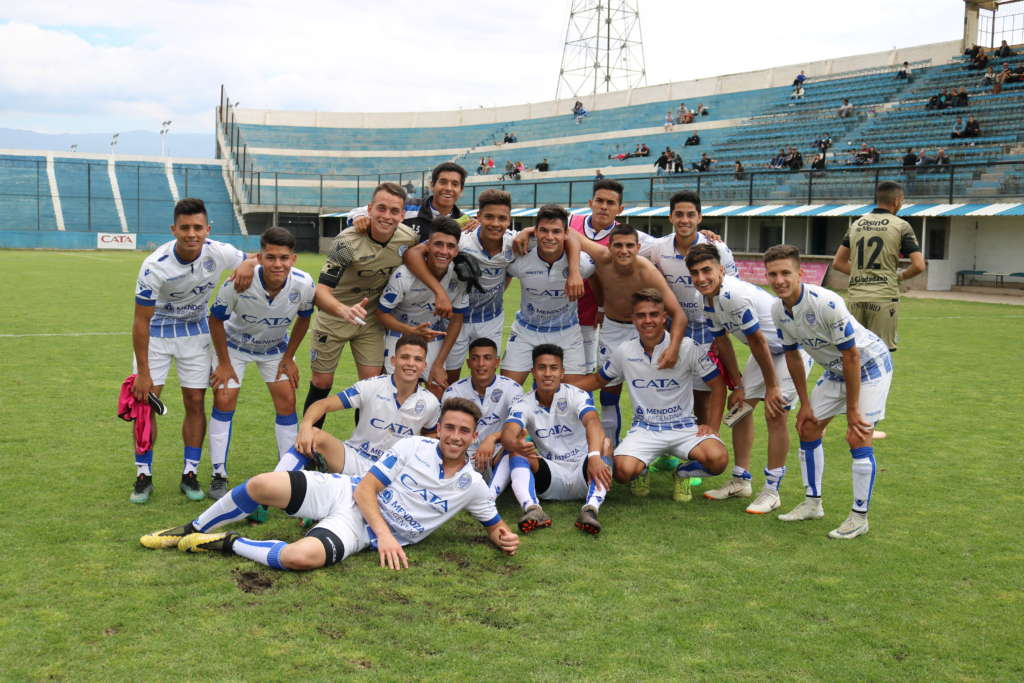 Inferiores Afa Club Deportivo Godoy Cruz Antonio Tomba