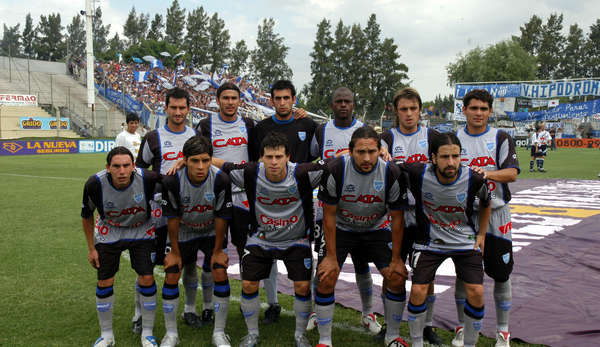 Campeón Apertura 2005 B Nacional